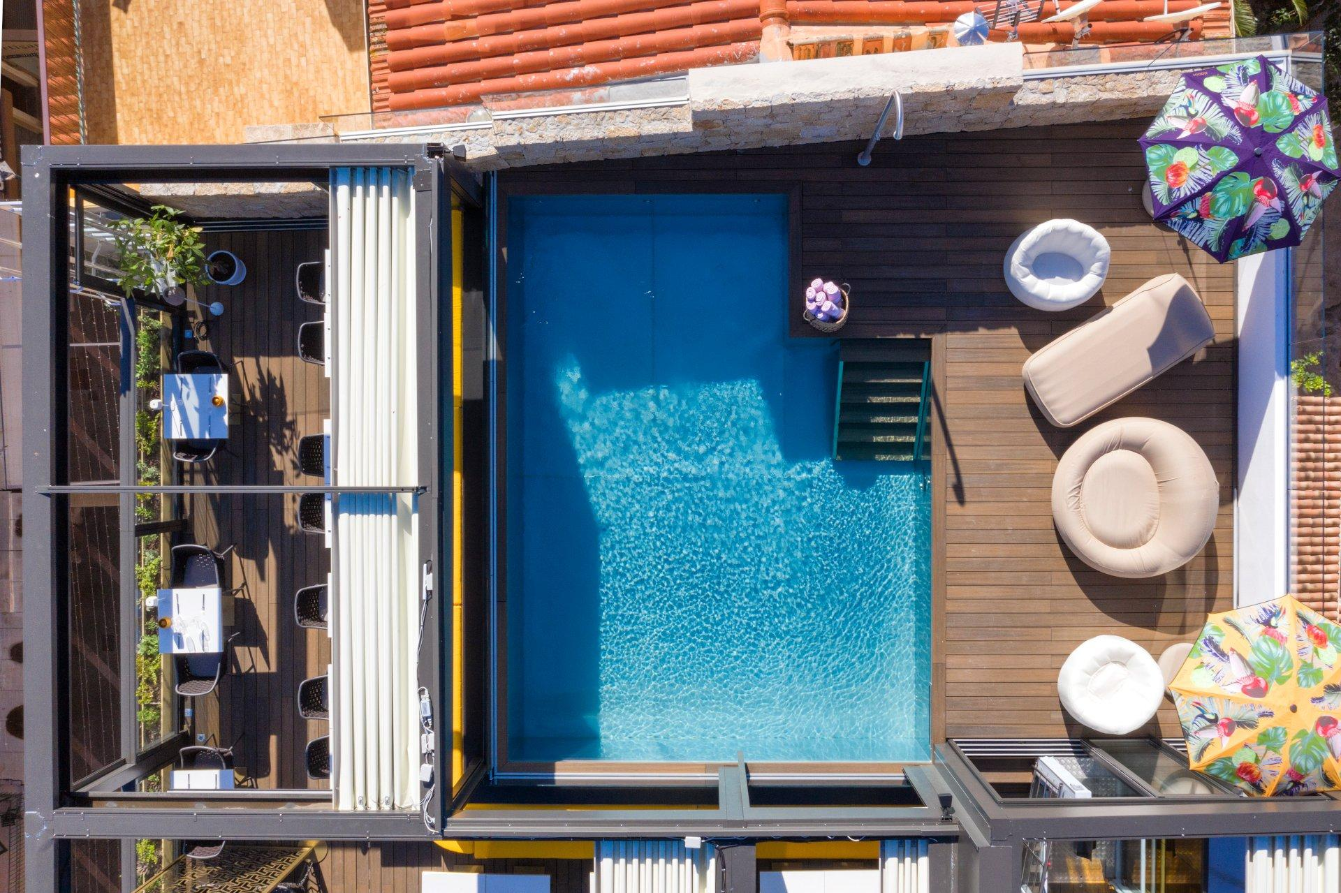 Hôtel Fesch Ajaccio - Hôtel & spa 3 étoiles en centre ville